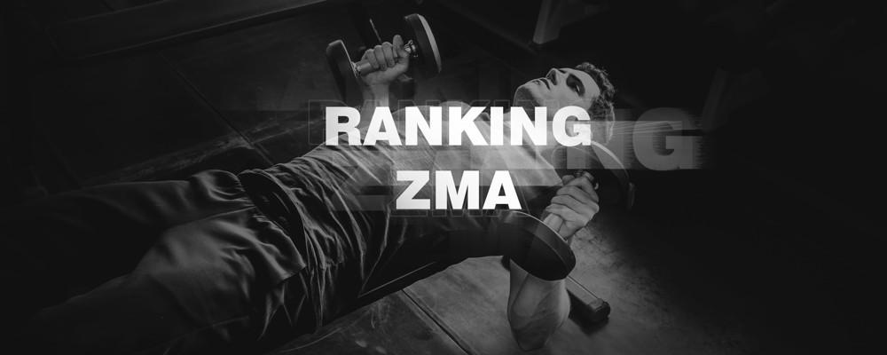 Ranking ZMA