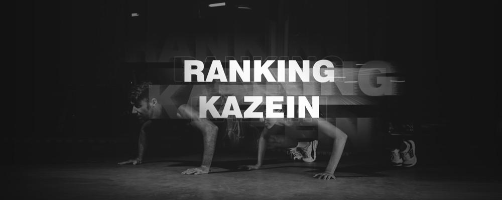 Ranking kazein