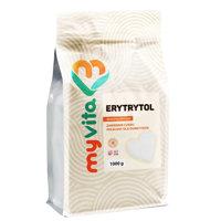 Opinie Erytrytol MyVita dla diabetyków 1kg